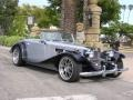 Black/Silver - 500K Special Roadster Marlene Reproduction Photo No. 11