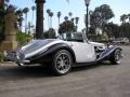 Black/Silver - 500K Special Roadster Marlene Reproduction Photo No. 14