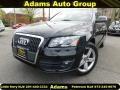 Brilliant Black 2012 Audi Q5 2.0 TFSI quattro