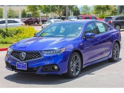 2018 Acura TLX V6 A-Spec Sedan Data, Info and Specs
