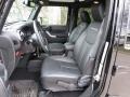 Black Interior Photo for 2017 Jeep Wrangler Unlimited #125550696