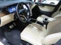 2016 Model X P90D Tan Interior