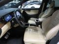 Front Seat of 2016 Model X P90D