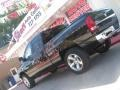 2006 Brilliant Black Crystal Pearl Dodge Ram 1500 SLT Quad Cab 4x4  photo #2