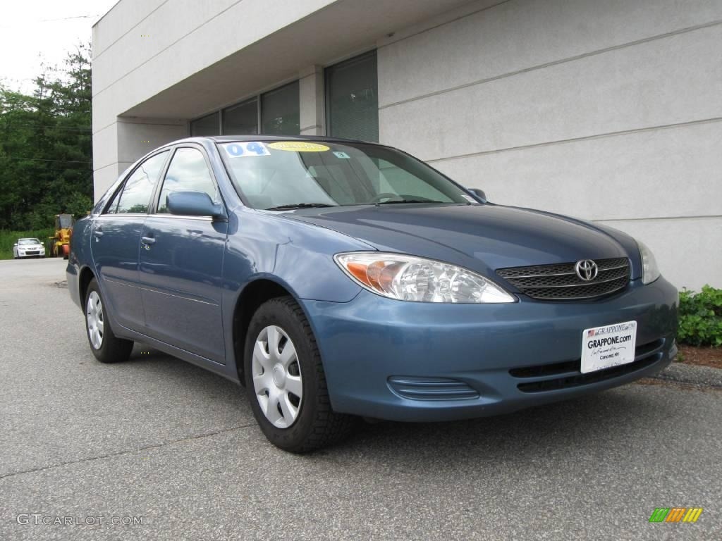 2004 toyota camry paint colors