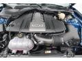 2018 Lightning Blue Ford Mustang GT Premium Fastback  photo #32