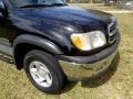 2000 Black Toyota Tundra SR5 Extended Cab 4x4  photo #27