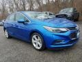 Kinetic Blue Metallic 2017 Chevrolet Cruze Premier