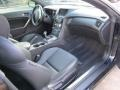 2013 Black Noir Pearl Hyundai Genesis Coupe 3.8 Track  photo #22