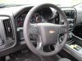 2018 Black Chevrolet Silverado 1500 LT Crew Cab 4x4  photo #18