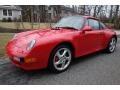 1998 Guards Red Porsche 911 Carrera S Coupe #125622142