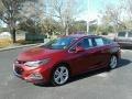 Cajun Red Tintcoat 2018 Chevrolet Cruze Premier