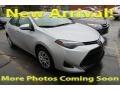Classic Silver Metalic 2017 Toyota Corolla LE