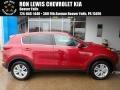 Hyper Red - Sportage LX AWD Photo No. 1