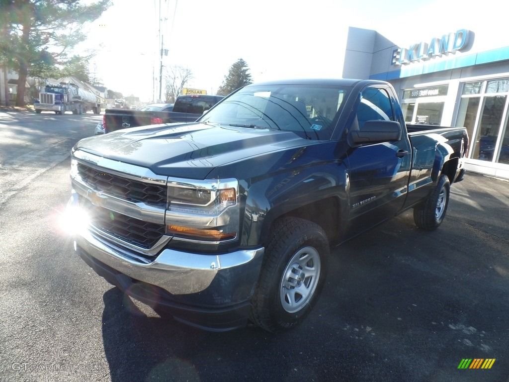 Graphite Metallic Chevrolet Silverado 1500