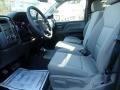 2018 Graphite Metallic Chevrolet Silverado 1500 WT Regular Cab 4x4  photo #16