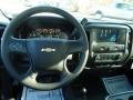2018 Graphite Metallic Chevrolet Silverado 1500 WT Regular Cab 4x4  photo #18