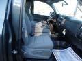 2018 Graphite Metallic Chevrolet Silverado 1500 WT Regular Cab 4x4  photo #34