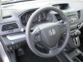 2015 Alabaster Silver Metallic Honda CR-V LX AWD  photo #13
