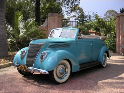 1937 ford v8 4 door convertible data info and specs for 1937 ford four door