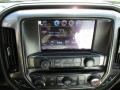 2018 Black Chevrolet Silverado 1500 LTZ Crew Cab 4x4  photo #12