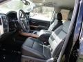2018 Black Chevrolet Silverado 1500 LTZ Crew Cab 4x4  photo #17