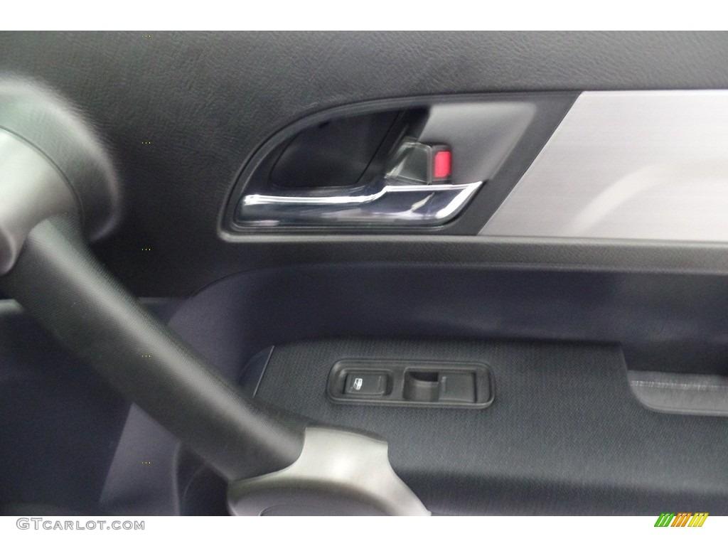 2011 CR-V SE 4WD - Polished Metal Metallic / Black photo #20