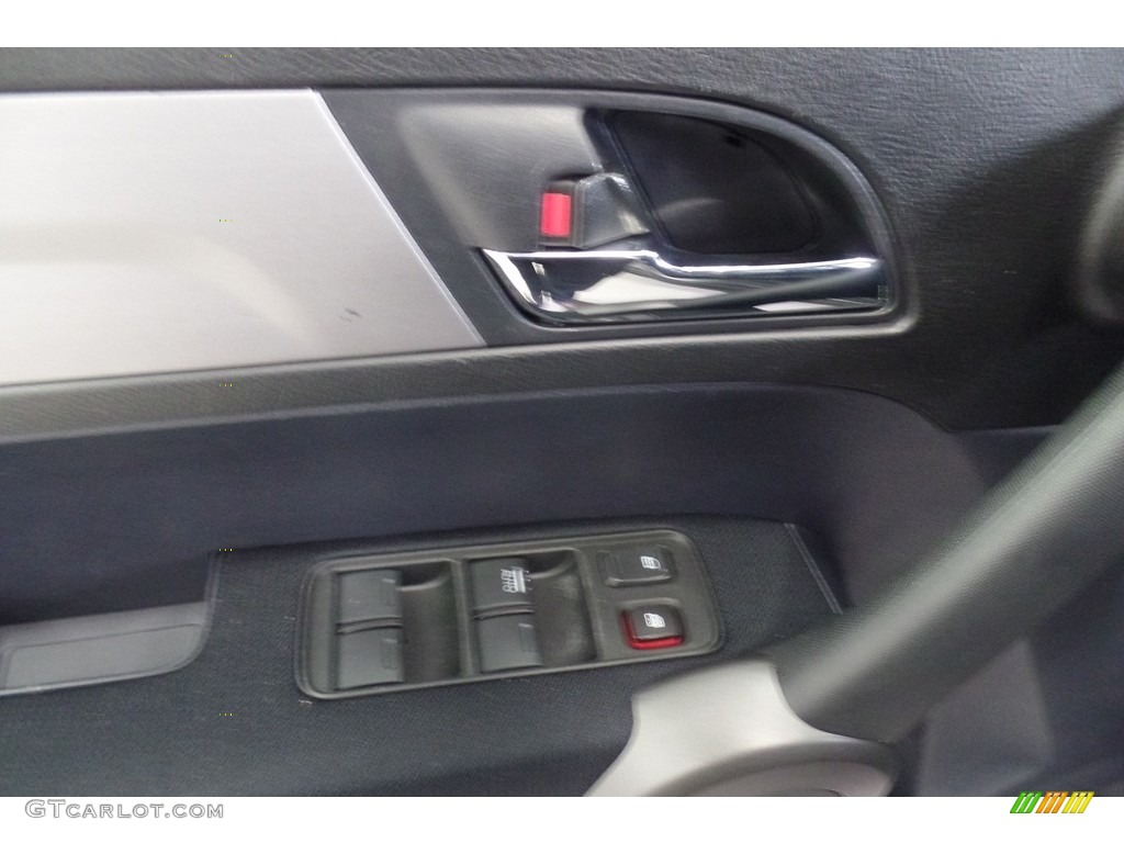 2011 CR-V SE 4WD - Polished Metal Metallic / Black photo #21