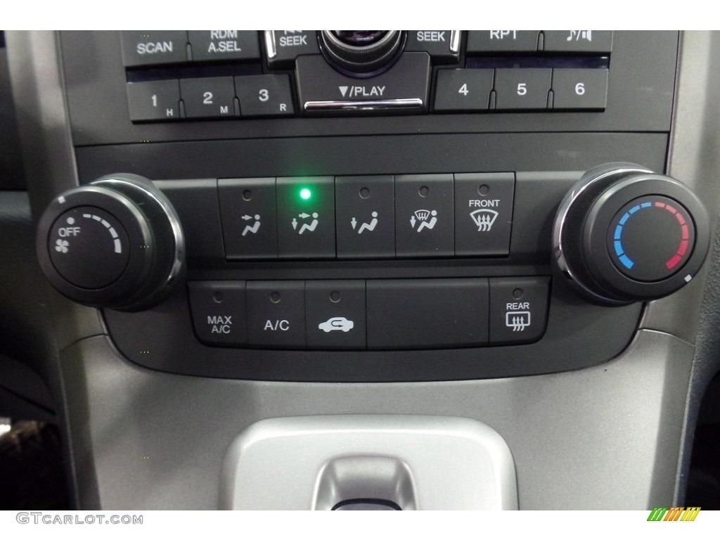 2011 CR-V SE 4WD - Polished Metal Metallic / Black photo #24