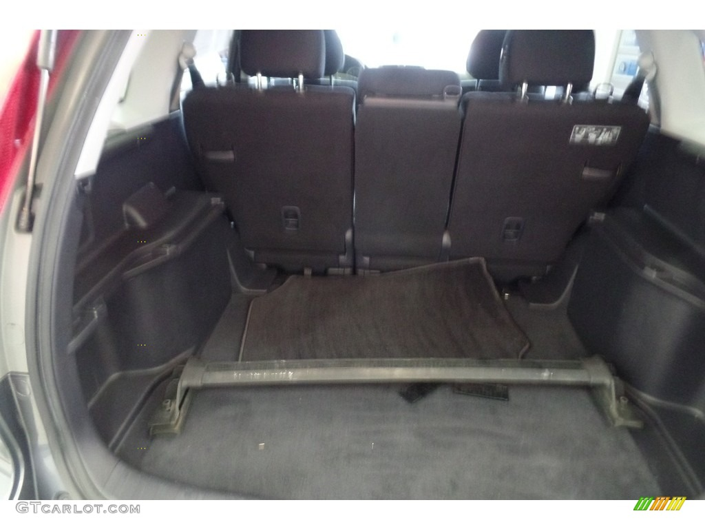 2011 CR-V SE 4WD - Polished Metal Metallic / Black photo #27