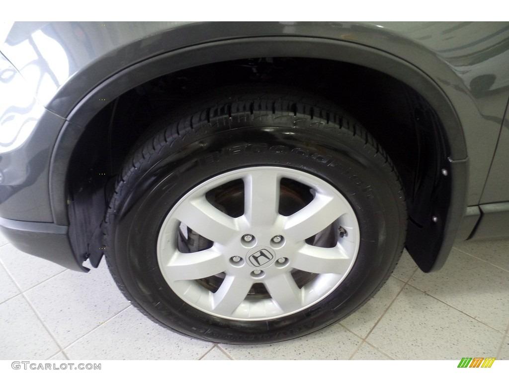 2011 CR-V SE 4WD - Polished Metal Metallic / Black photo #29