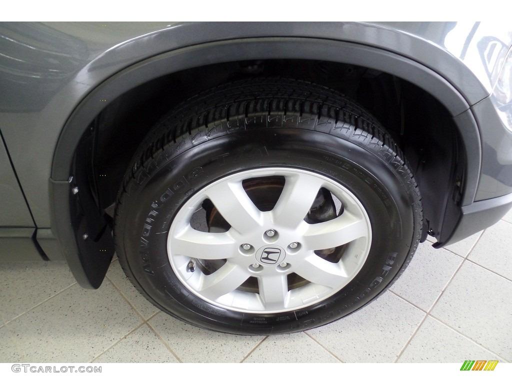 2011 CR-V SE 4WD - Polished Metal Metallic / Black photo #32