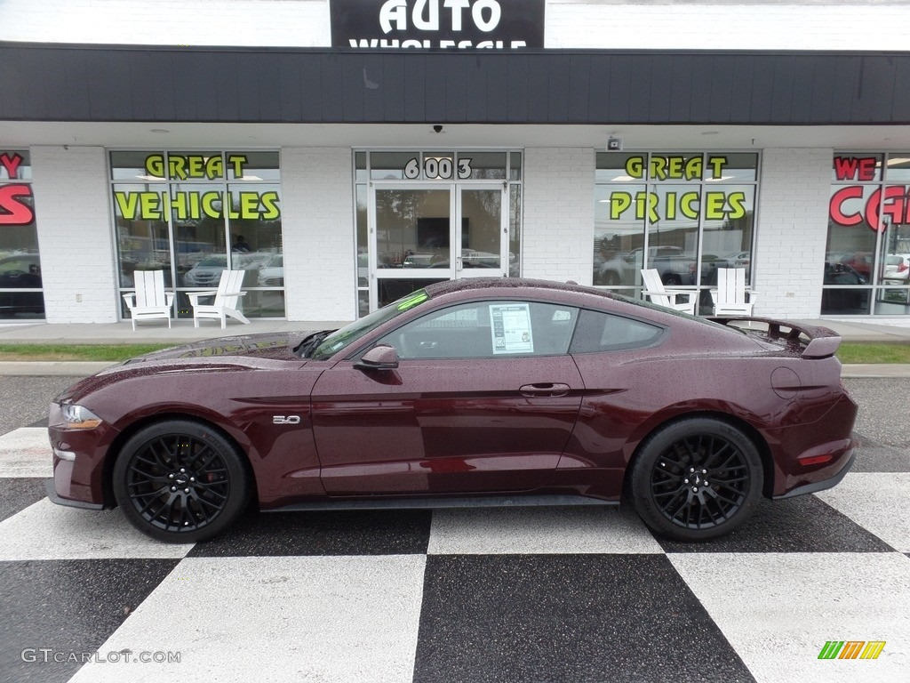 Royal crimson mustang royal crimson ford mustang