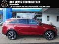 Remington Red 2018 Kia Sorento EX V6 AWD