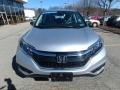 2015 Alabaster Silver Metallic Honda CR-V LX AWD  photo #9