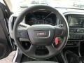 2018 GMC Canyon Jet Black/Dark Ash Interior Steering Wheel Photo