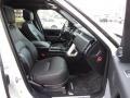 Ebony Front Seat Photo for 2018 Land Rover Range Rover #125840384
