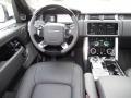 Ebony Dashboard Photo for 2018 Land Rover Range Rover #125840543