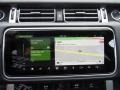 Ebony Navigation Photo for 2018 Land Rover Range Rover #125840906