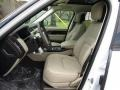Espresso/Almond Interior Photo for 2018 Land Rover Range Rover #125841092