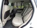 Espresso/Almond Rear Seat Photo for 2018 Land Rover Range Rover #125841284