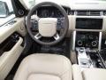 Espresso/Almond Dashboard Photo for 2018 Land Rover Range Rover #125841305