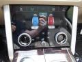 Espresso/Almond Controls Photo for 2018 Land Rover Range Rover #125841722