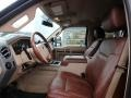 2012 Green Gem Metallic Ford F250 Super Duty King Ranch Crew Cab 4x4  photo #9