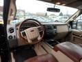 2012 Green Gem Metallic Ford F250 Super Duty King Ranch Crew Cab 4x4  photo #11