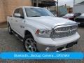 2013 Bright White Ram 1500 Laramie Crew Cab 4x4 #125889579