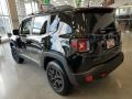 2018 Black Jeep Renegade Trailhawk 4x4  photo #4