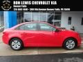 2016 Red Hot Chevrolet Cruze Limited LS #125902660