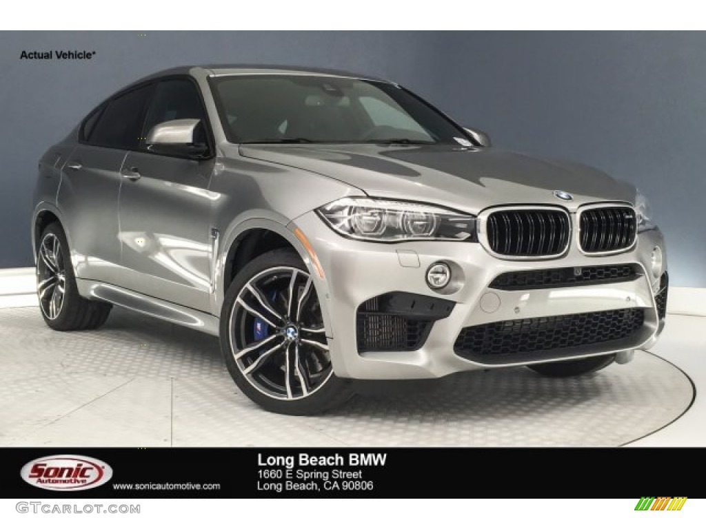 2018 Donington Grey Metallic Bmw X6 M 125902724 Gtcarlot Com