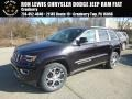 Sangria Metallic 2018 Jeep Grand Cherokee Limited 4x4 Sterling Edition